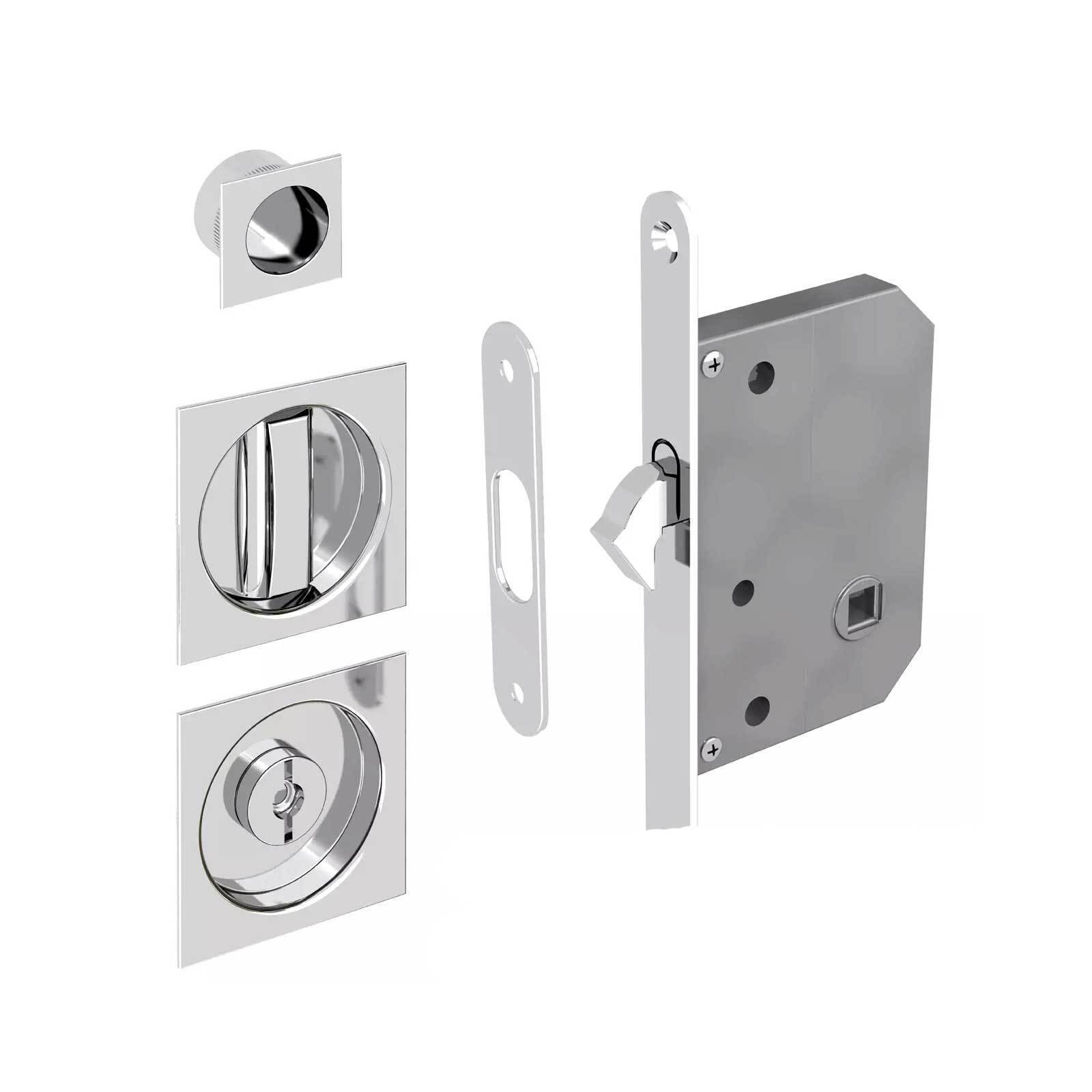 How To Open A Bedroom Door Lock: Sliding Door Lock For Bathroom Doors